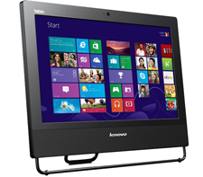 "Lenovo ThinkCentre M73z All-in-One (20"" display)"
