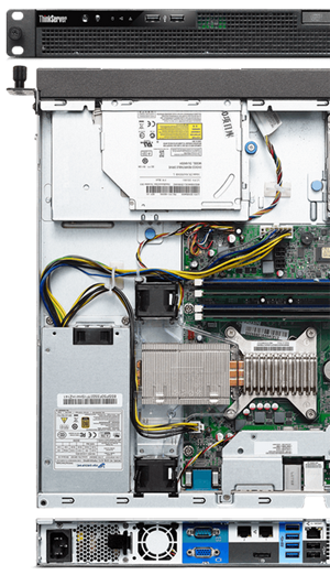ThinkServer RS140 Open